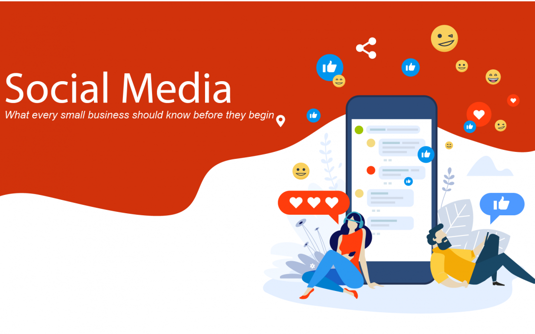What every small business should know about social media – before they start using it
